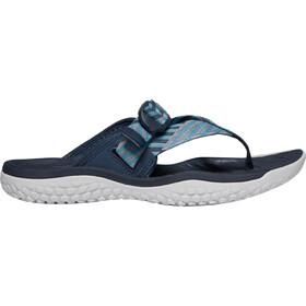 Keen Solr Sandalias de Dedo Mujer, azul